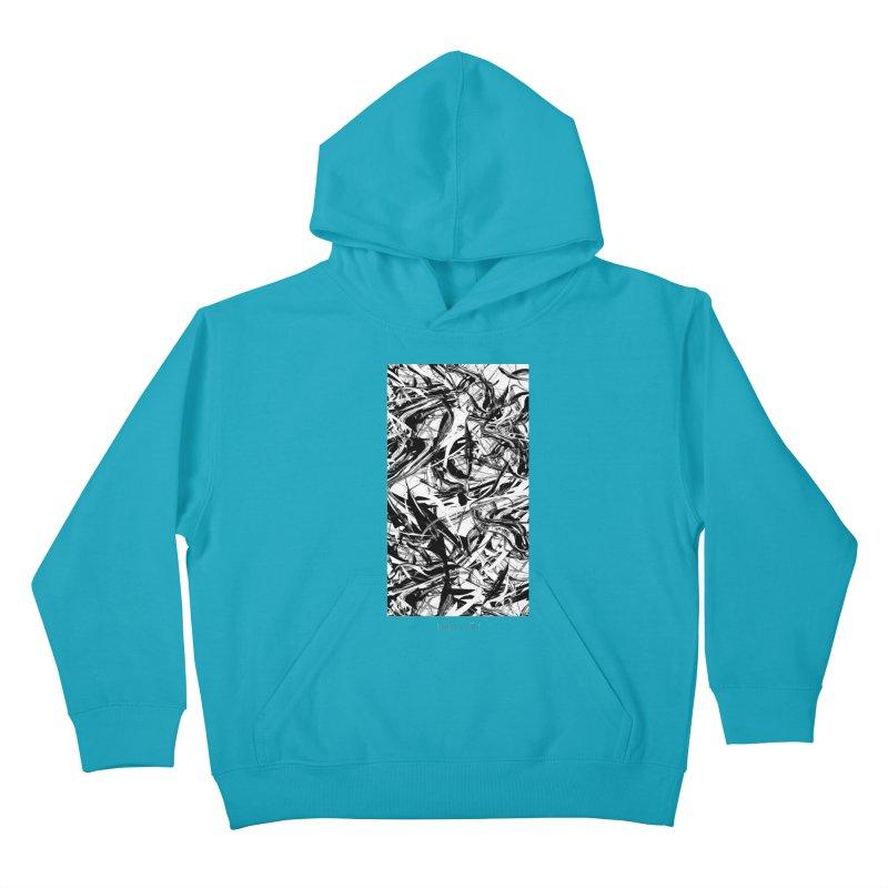 INK-IT! Kids Pullover Hoody by mu's Artist Shop