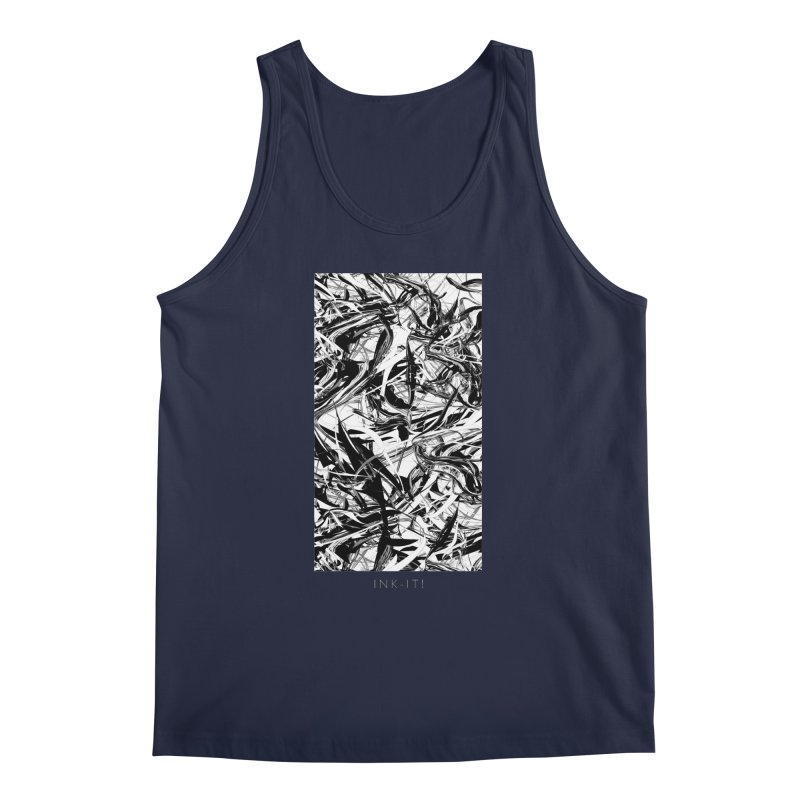 INK-IT! Men's Regular Tank by mu's Artist Shop