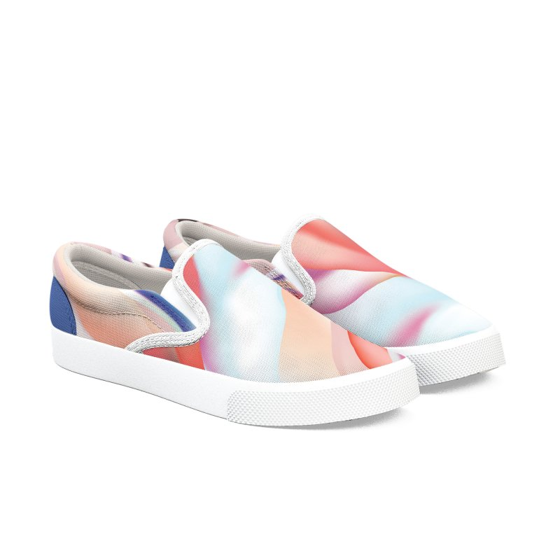 UNDERCURRENTS Women's Slip-On Shoes by mu's Artist Shop