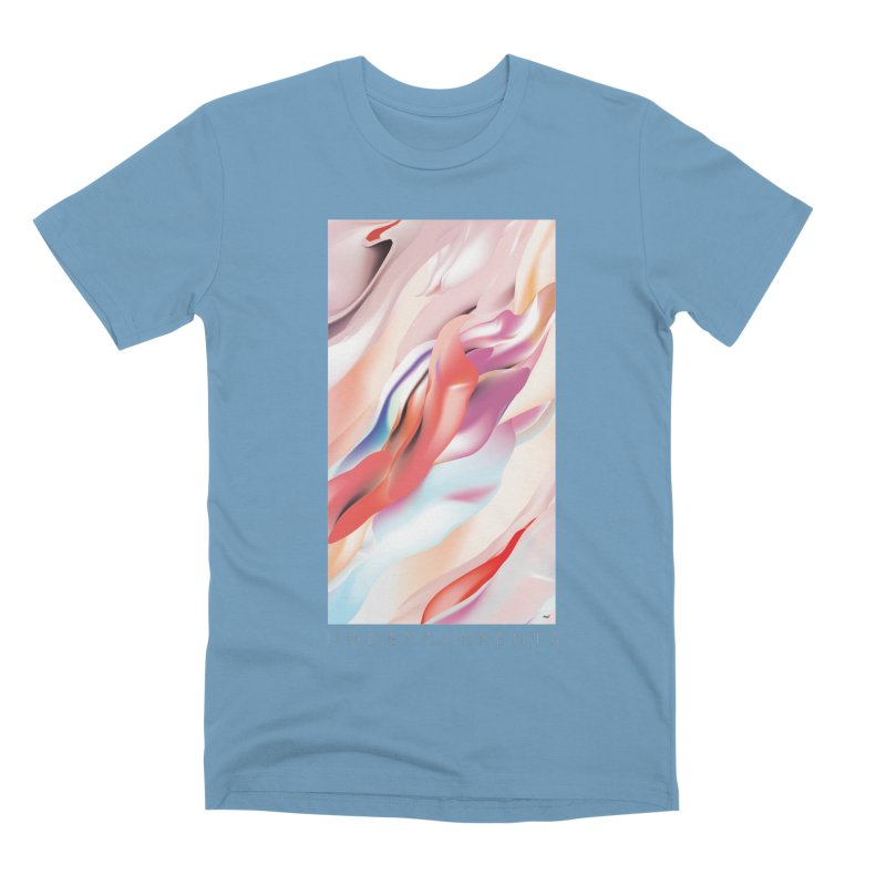 UNDERCURRENTS Men's Premium T-Shirt by mu's Artist Shop