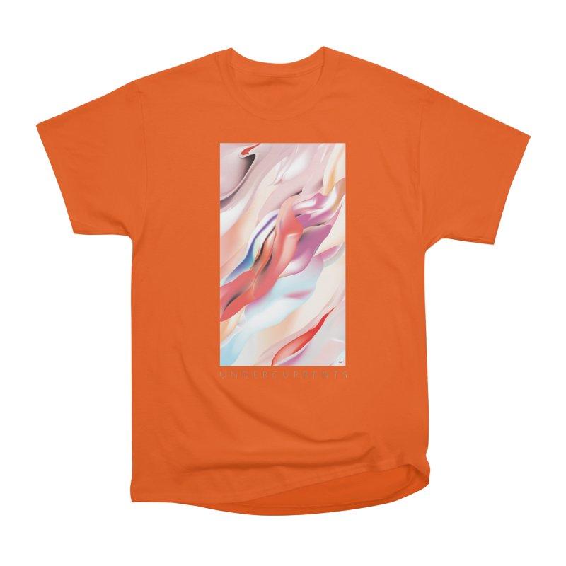 UNDERCURRENTS Women's Heavyweight Unisex T-Shirt by mu's Artist Shop