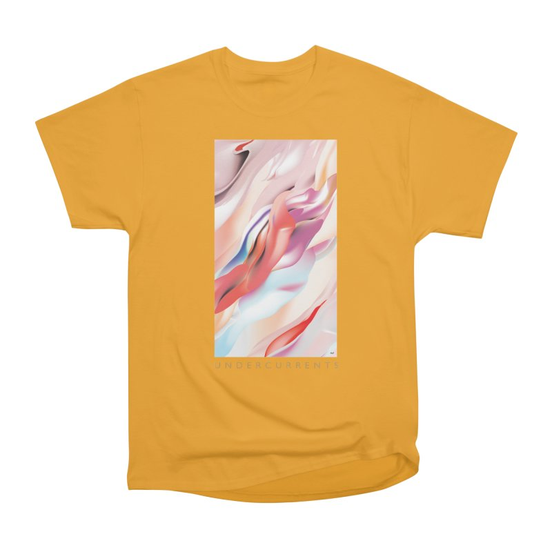 UNDERCURRENTS Women's Heavyweight Unisex T-Shirt by mu's Artist Shop