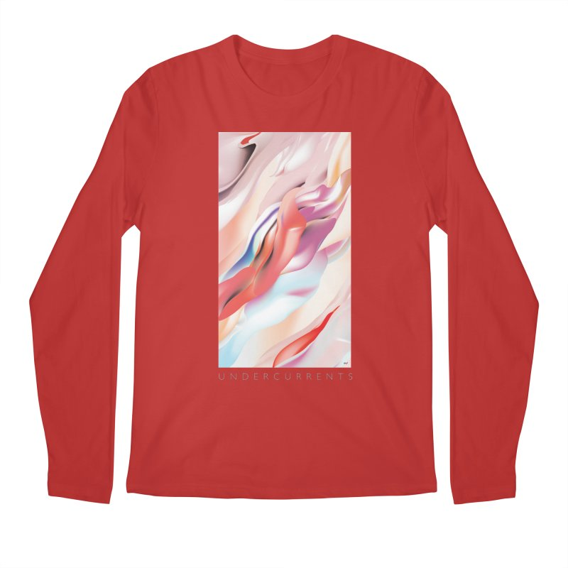 UNDERCURRENTS Men's Regular Longsleeve T-Shirt by mu's Artist Shop