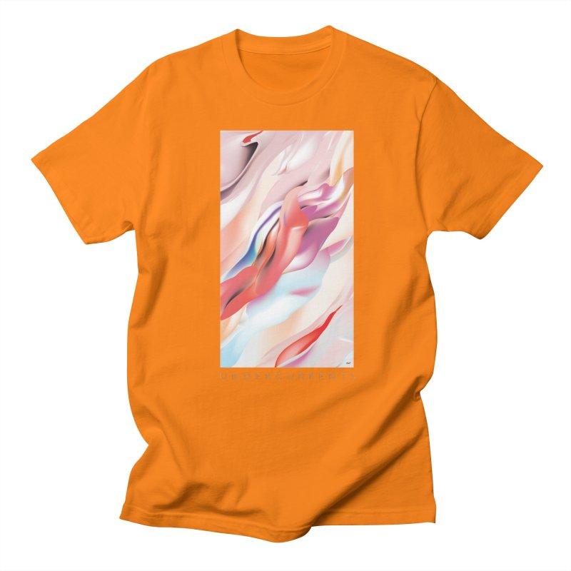 UNDERCURRENTS Men's Regular T-Shirt by mu's Artist Shop