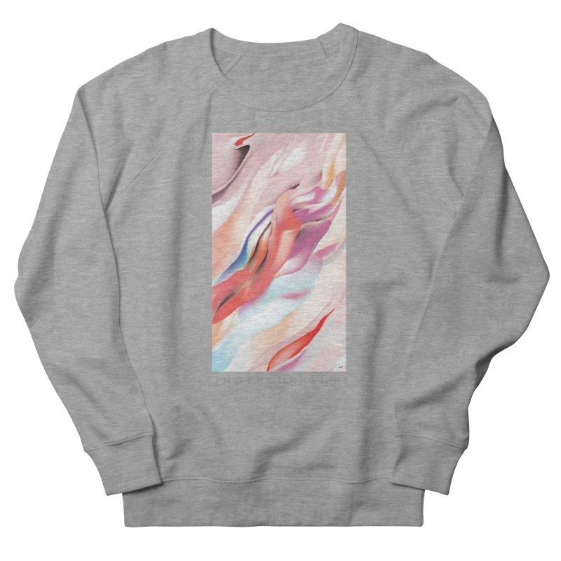 UNDERCURRENTS Women's French Terry Sweatshirt by mu's Artist Shop