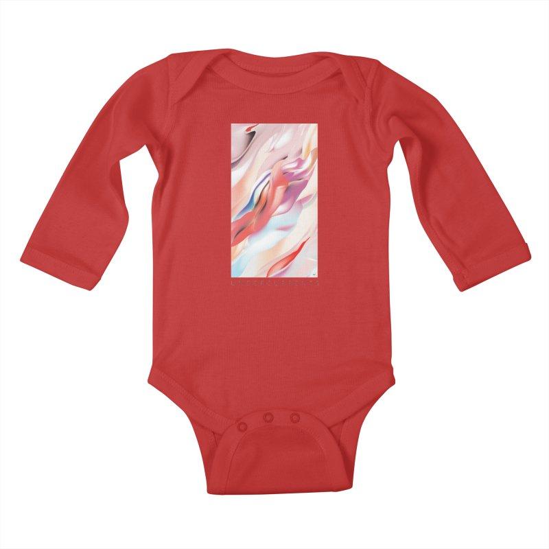 UNDERCURRENTS Kids Baby Longsleeve Bodysuit by mu's Artist Shop