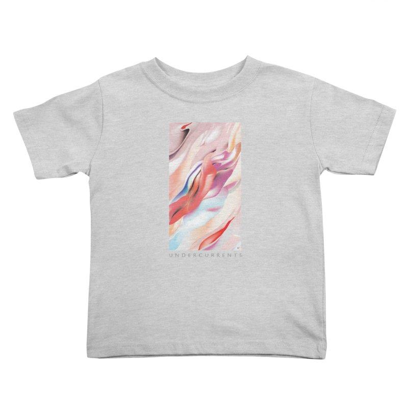 UNDERCURRENTS Kids Toddler T-Shirt by mu's Artist Shop