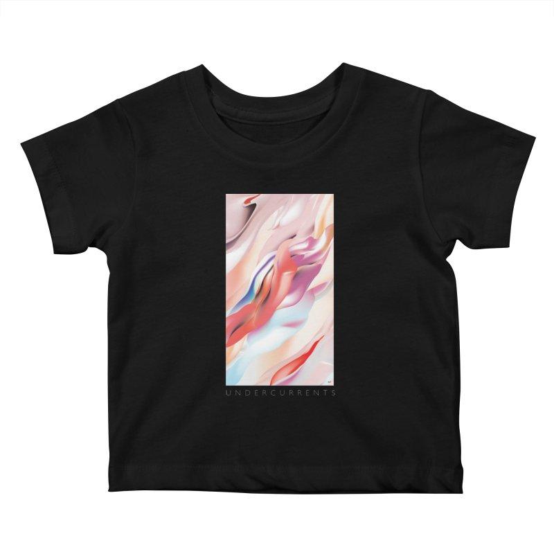 UNDERCURRENTS Kids Baby T-Shirt by mu's Artist Shop