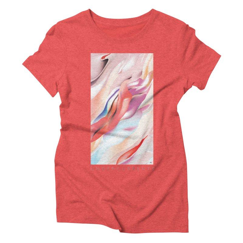 UNDERCURRENTS Women's Triblend T-Shirt by mu's Artist Shop