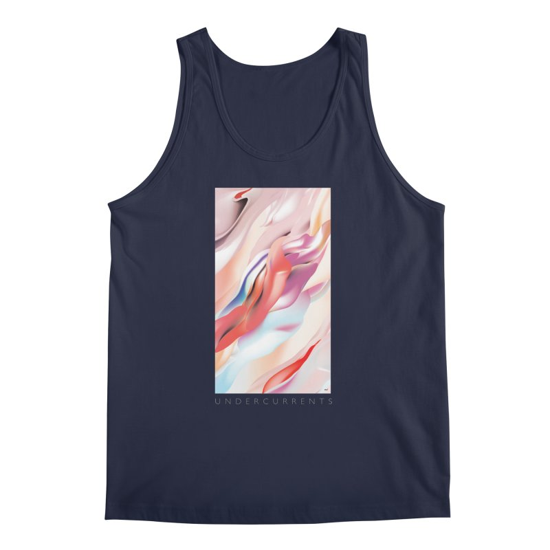 UNDERCURRENTS Men's Regular Tank by mu's Artist Shop