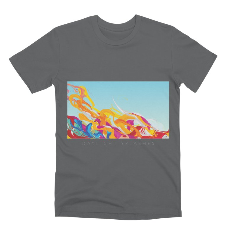 DAYLIGHT SPLASHES Men's Premium T-Shirt by mu's Artist Shop