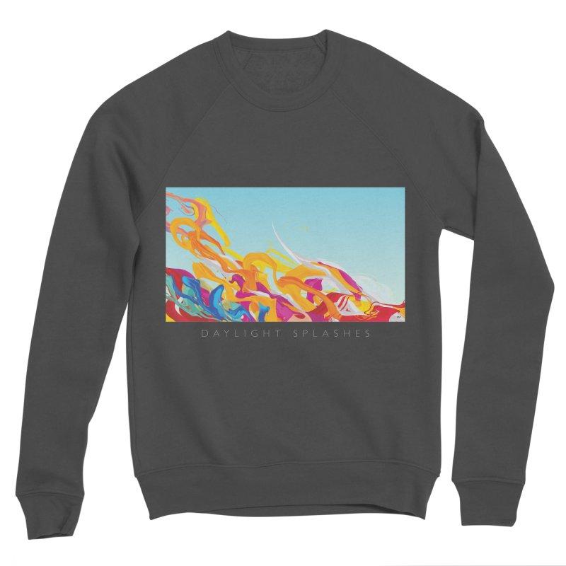DAYLIGHT SPLASHES Women's Sponge Fleece Sweatshirt by mu's Artist Shop