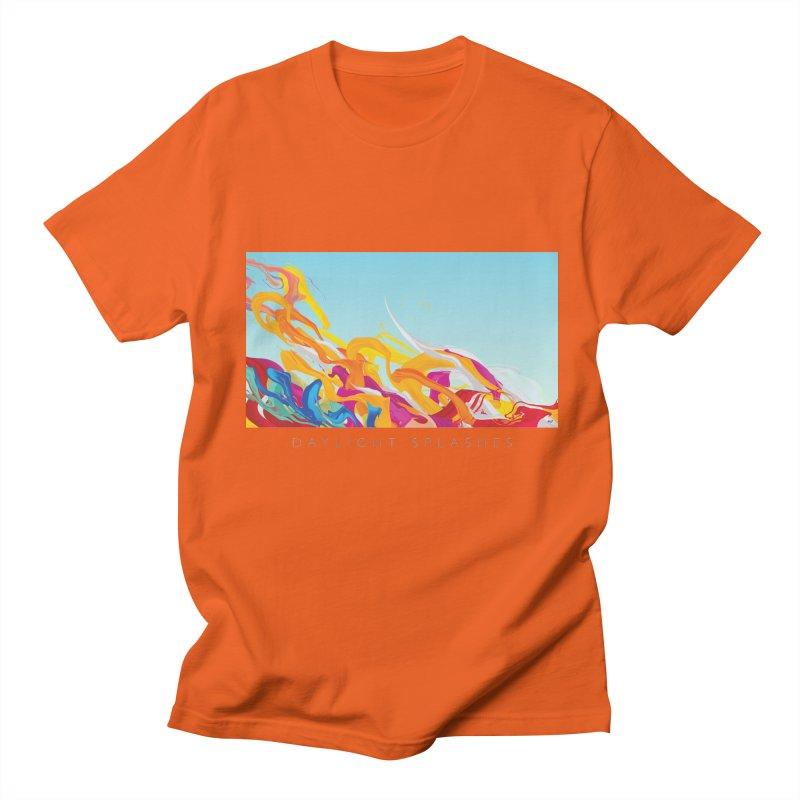 DAYLIGHT SPLASHES Women's Regular Unisex T-Shirt by mu's Artist Shop