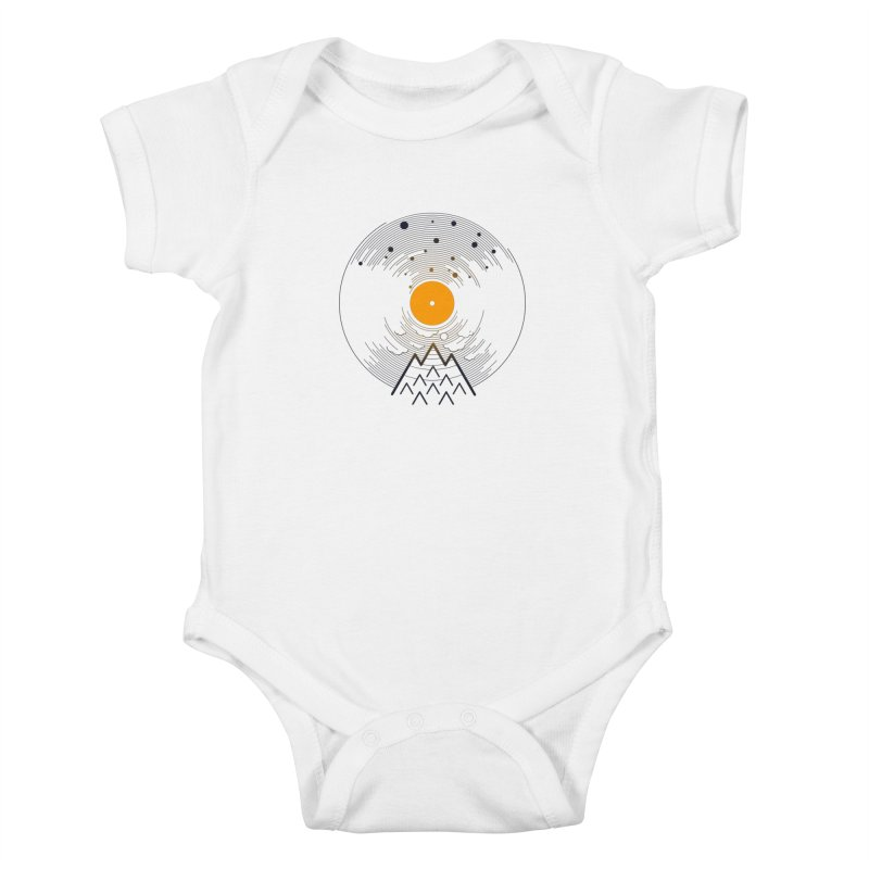 solarec Kids Baby Bodysuit by muag's Artist Shop
