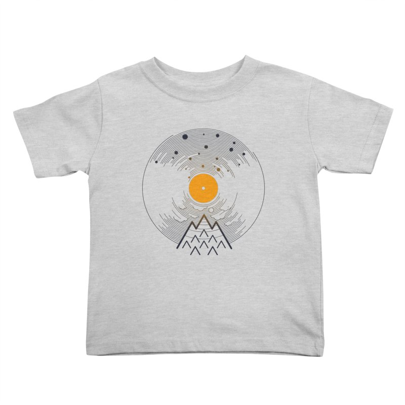 solarec Kids Toddler T-Shirt by muag's Artist Shop