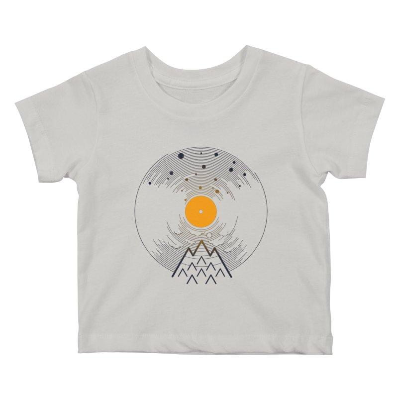 solarec Kids Baby T-Shirt by muag's Artist Shop
