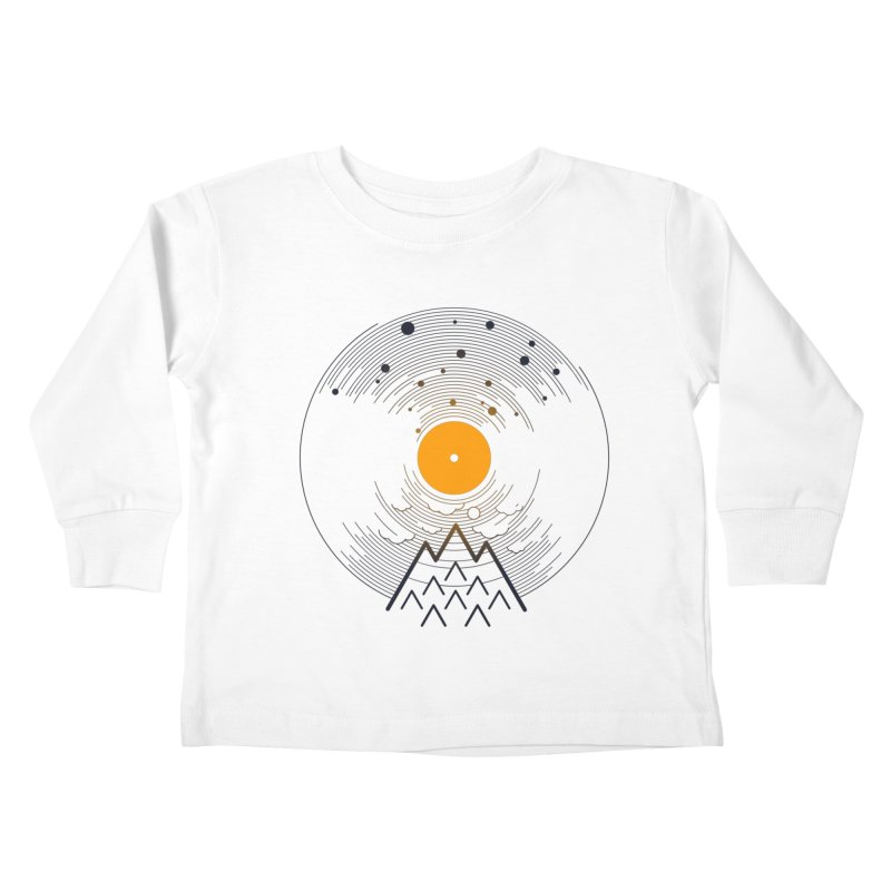 solarec Kids Toddler Longsleeve T-Shirt by muag's Artist Shop