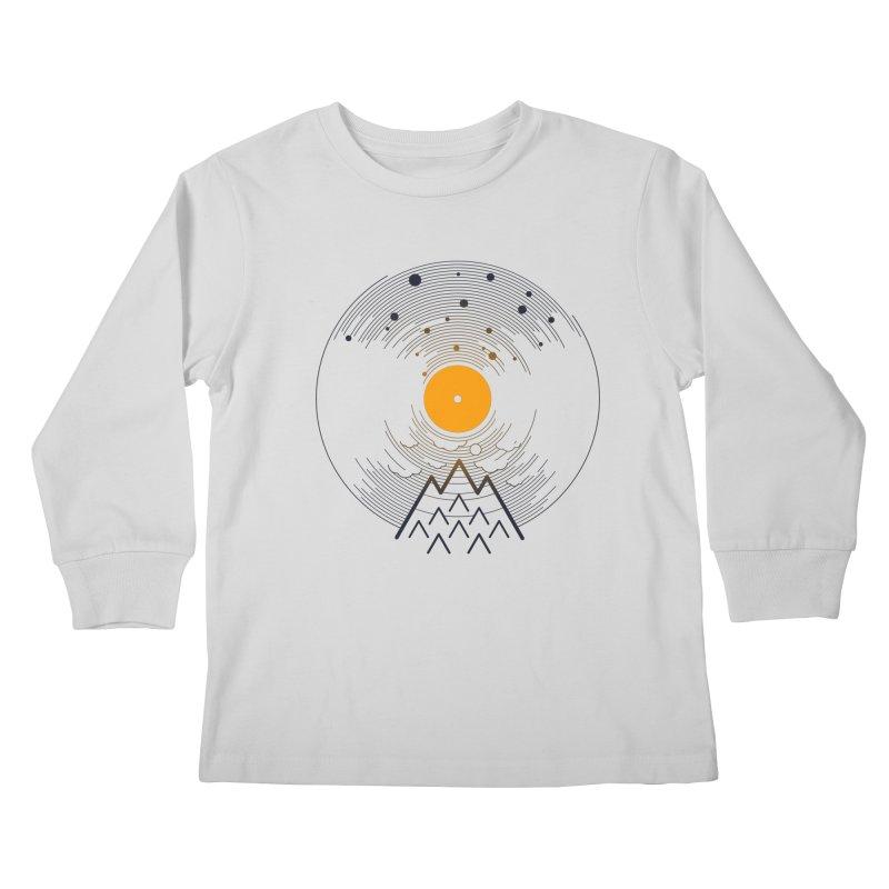 solarec Kids Longsleeve T-Shirt by muag's Artist Shop