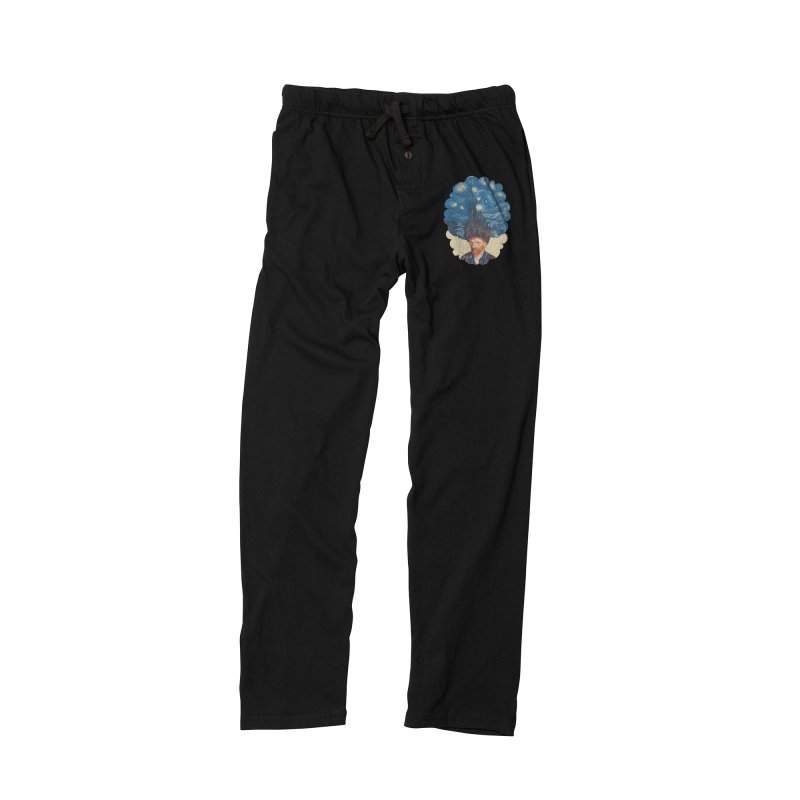 de hairednacht Men's Lounge Pants by muag's Artist Shop