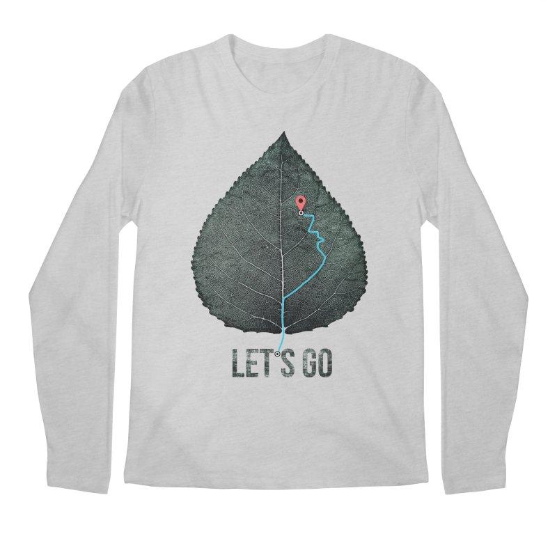 wildcity Men's Longsleeve T-Shirt by muag's Artist Shop