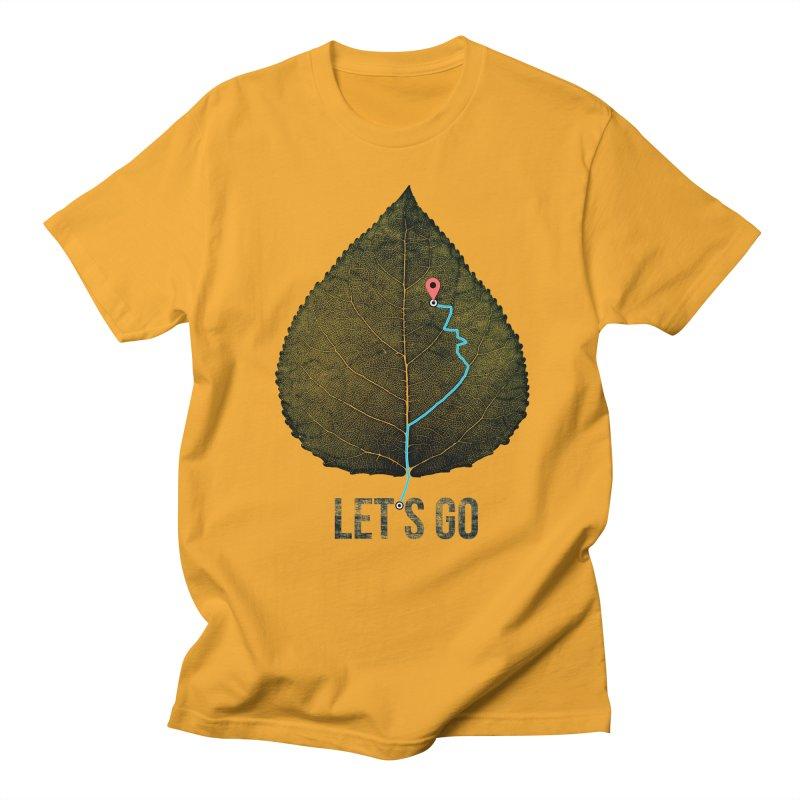 wildcity Men's T-Shirt by muag's Artist Shop