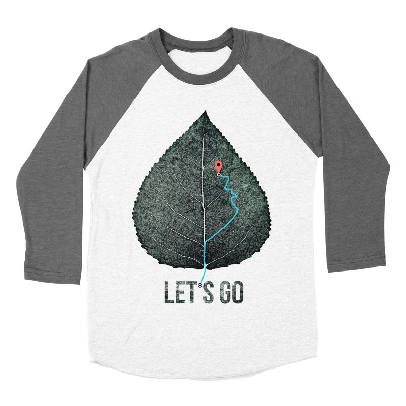 wildcity Men's Baseball Triblend Longsleeve T-Shirt by muag's Artist Shop