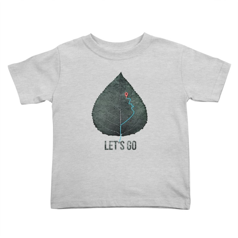 wildcity Kids Toddler T-Shirt by muag's Artist Shop