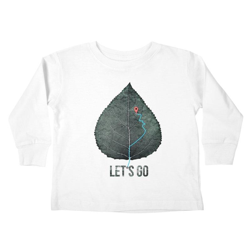 wildcity Kids Toddler Longsleeve T-Shirt by muag's Artist Shop