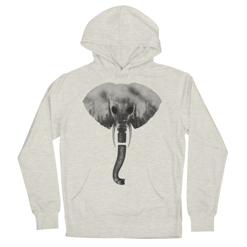 self-alienation Men's French Terry Pullover Hoody by muag's Artist Shop