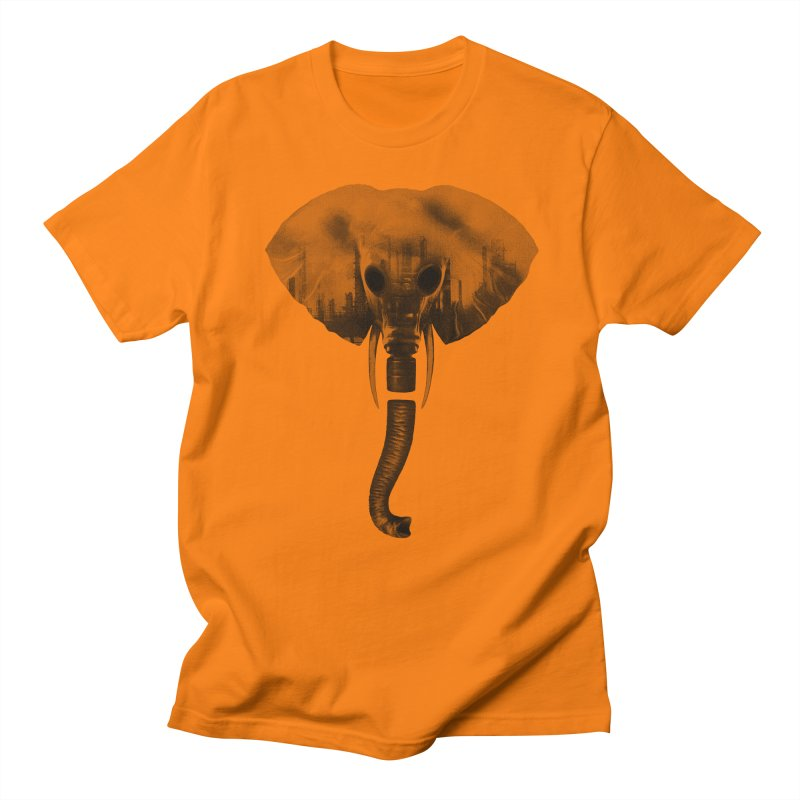 self-alienation Men's T-Shirt by muag's Artist Shop