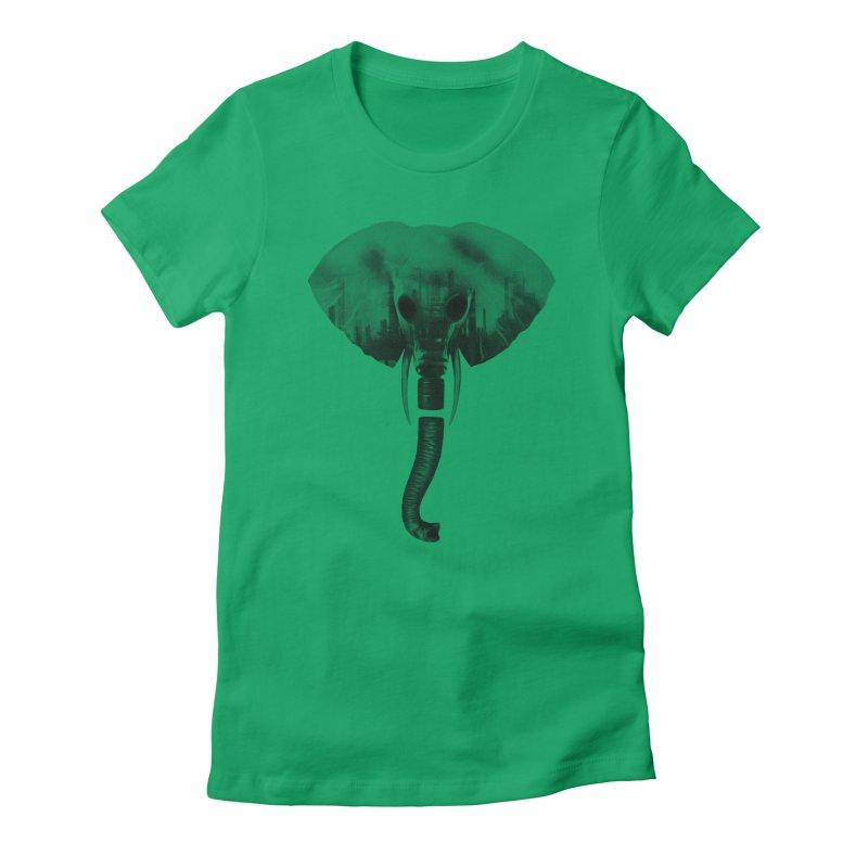 self-alienation Women's T-Shirt by muag's Artist Shop