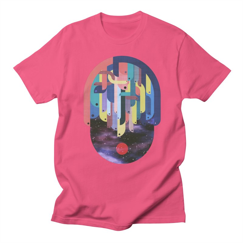 medusa Men's T-Shirt by muag's Artist Shop
