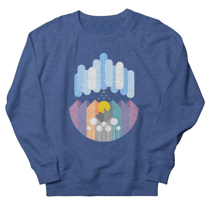 geomy Men's French Terry Sweatshirt by muag's Artist Shop