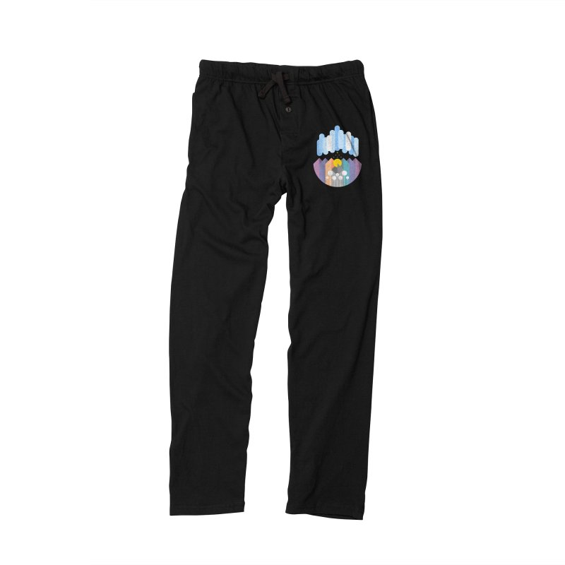 geomy Men's Lounge Pants by muag's Artist Shop