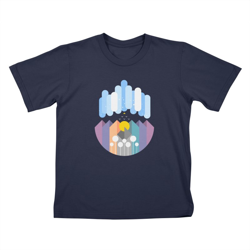 geomy Kids Toddler T-Shirt by muag's Artist Shop