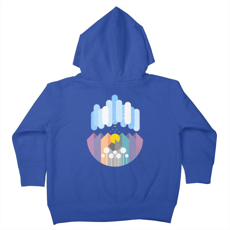 geomy Kids Toddler Zip-Up Hoody by muag's Artist Shop