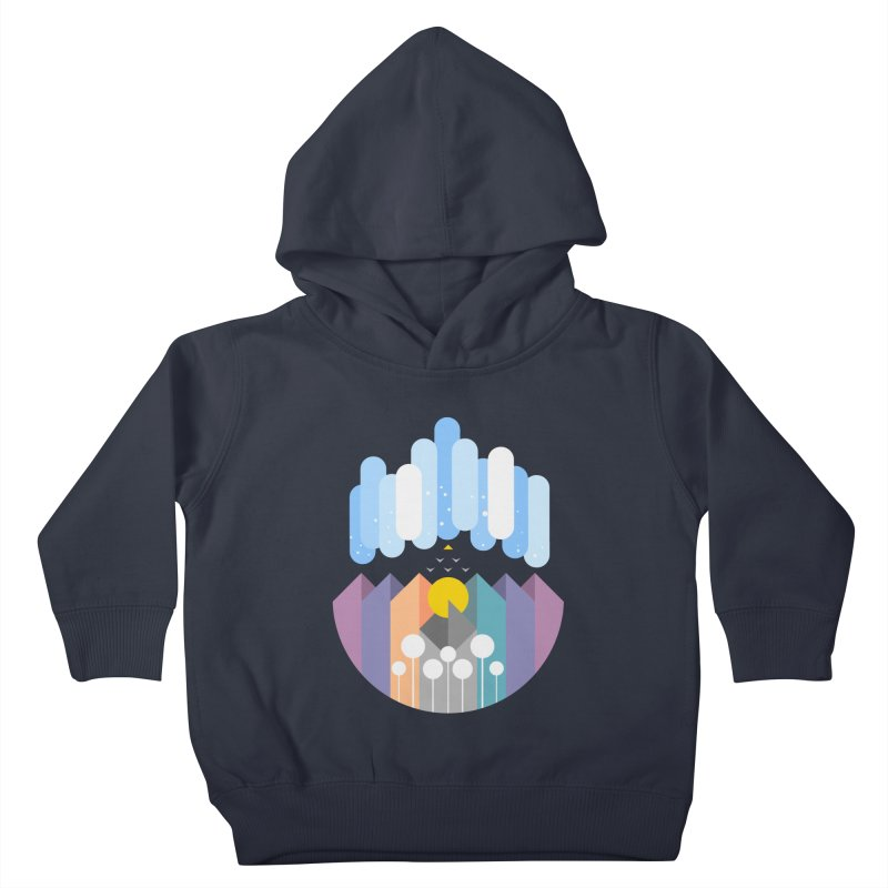 geomy Kids Toddler Pullover Hoody by muag's Artist Shop