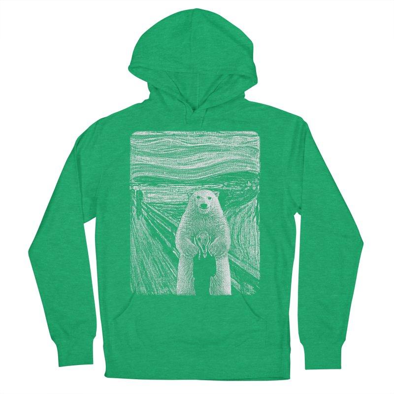 bear factor Women's Pullover Hoody by muag's Artist Shop