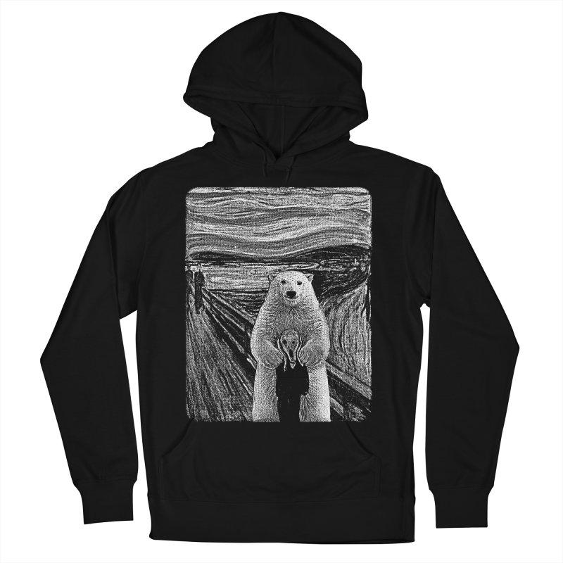 bear factor Men's Pullover Hoody by muag's Artist Shop