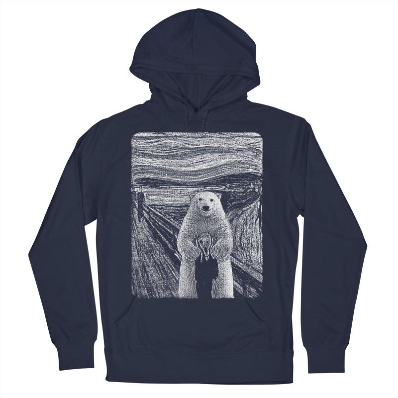 bear factor Men's Pullover Hoody by muag's Artist Shop