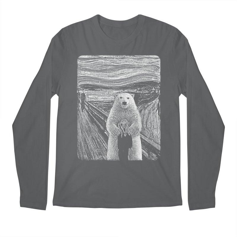 bear factor Men's Longsleeve T-Shirt by muag's Artist Shop