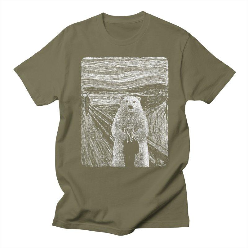 bear factor Men's Regular T-Shirt by muag's Artist Shop