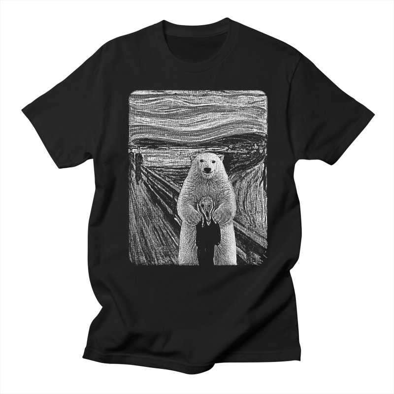 bear factor Men's Regular T-Shirt by muag's Artist Shop