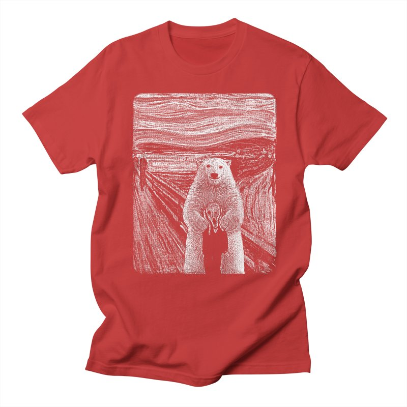 bear factor Men's T-Shirt by muag's Artist Shop