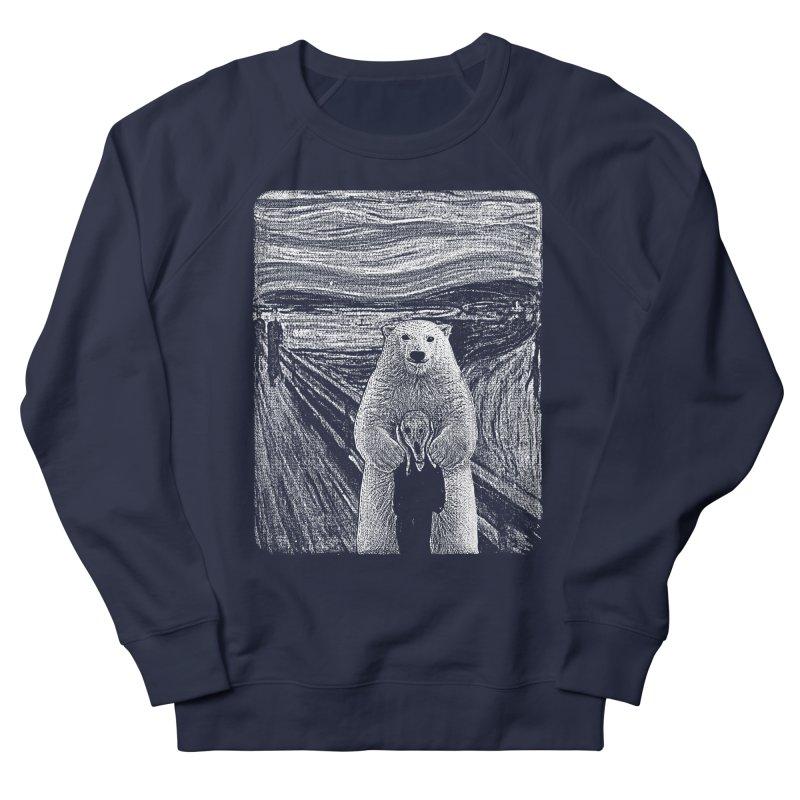 bear factor Men's French Terry Sweatshirt by muag's Artist Shop