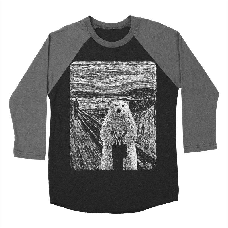 bear factor Women's Baseball Triblend Longsleeve T-Shirt by muag's Artist Shop