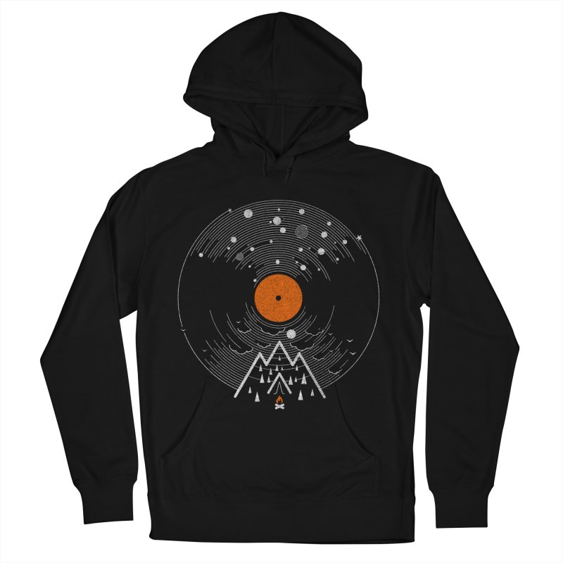 re/cordless Men's Pullover Hoody by muag's Artist Shop