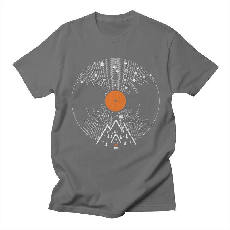 re/cordless Men's Regular T-Shirt by muag's Artist Shop