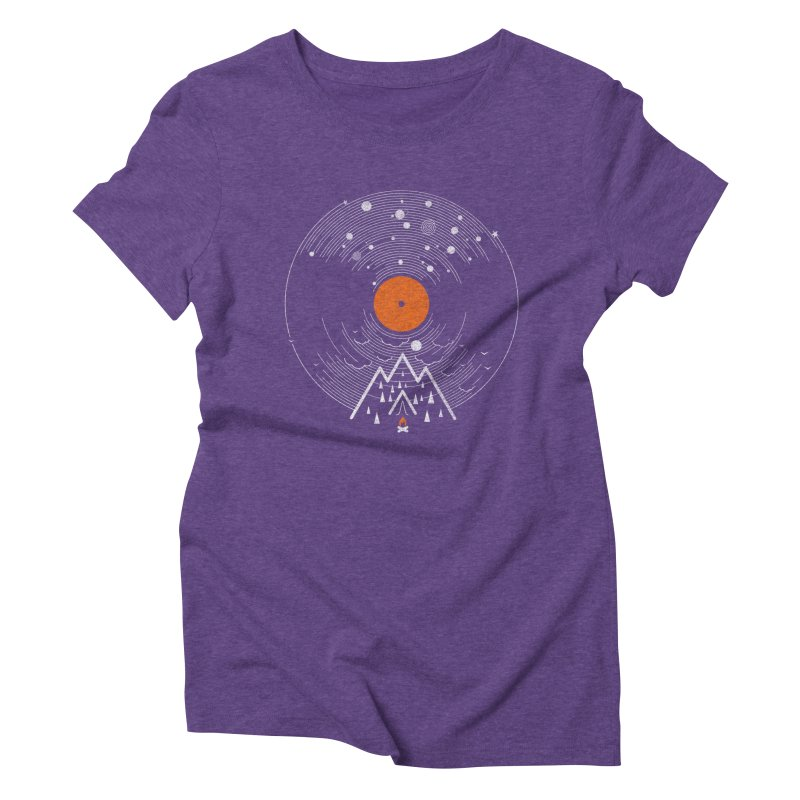 re/cordless Women's Triblend T-Shirt by muag's Artist Shop