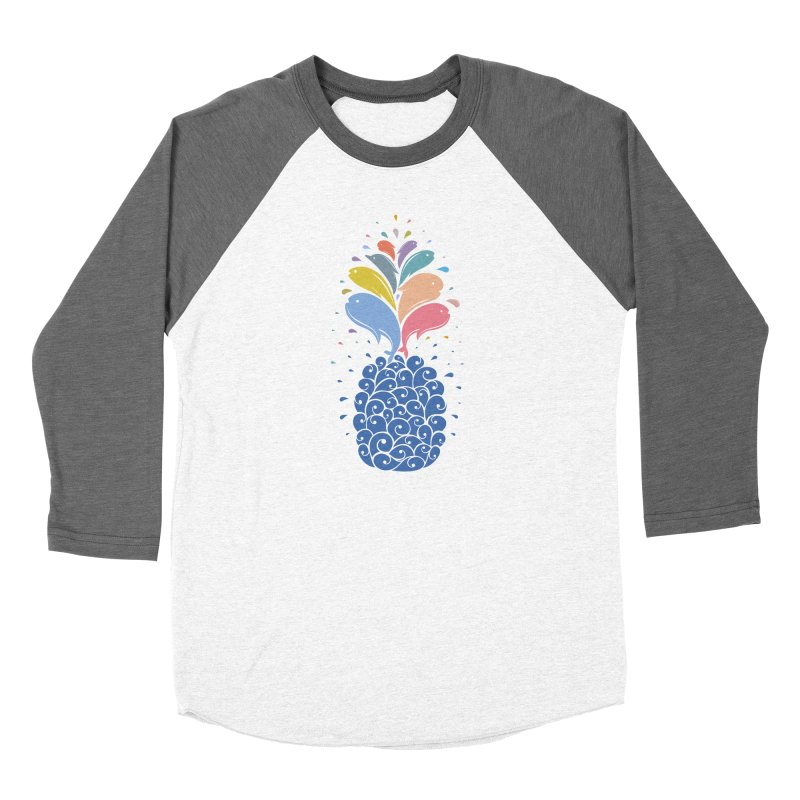 seapple Women's Longsleeve T-Shirt by muag's Artist Shop